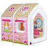 Надувной игровой центр-домик Intex Домик принцессы 124х109х122 см (48635), фото 2