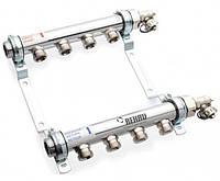 Коллектор для радиатора Rehau HLV 9 (9 отводов)