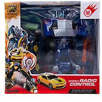 Радиоуправляемый робот-трансформер Оптимус Прайм W298-10
