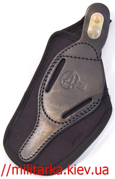 Кобура поясная A-Line С1 Glock черная