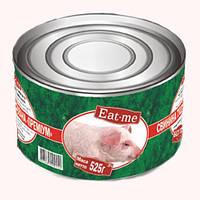 Тушёнка свиная «Премиум» высшего сорта