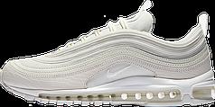 Мужские кроссовки Nike Air Max 97 Triple White 921826-101, Найк Аир Макс 97
