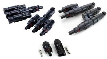 Электрические коннекторы (соединители)