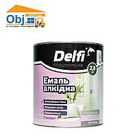 Делфи эмаль алкидная салатовая Delfi ПФ-115 (2,8кг)