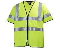 Светоотражающий жилет (короткий рукав) Police High Visibility Jacket. Великобритания, оригинал.