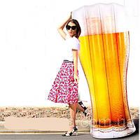 Надувной матрас Beer 180 см