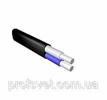 Кабель АВВГ 2х2,5 плоский
