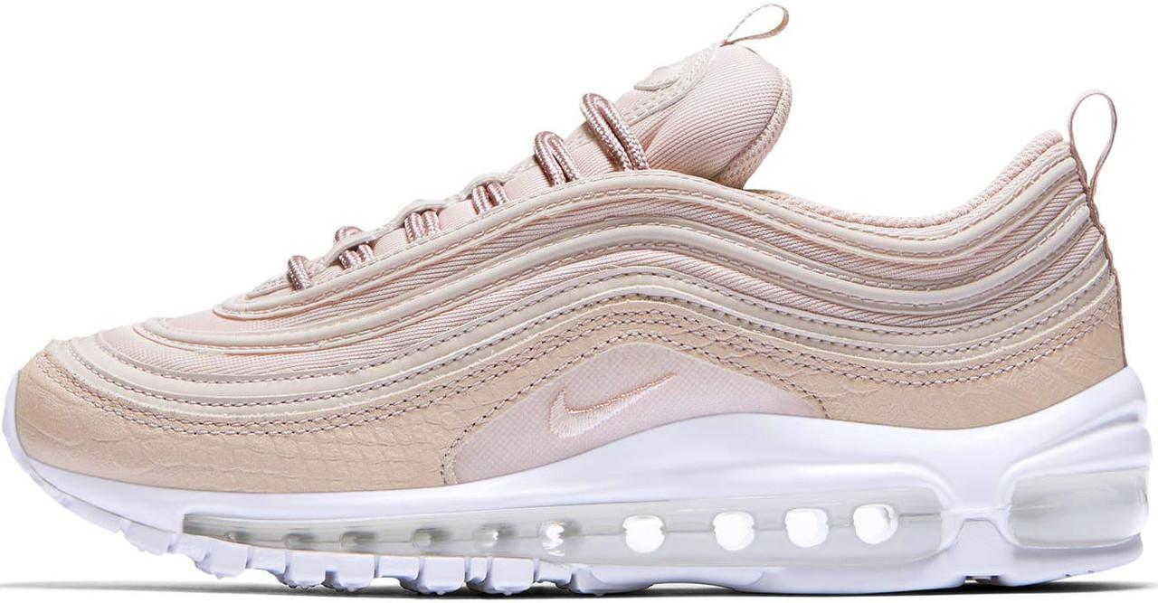 6c0389a762c5 Женские кроссовки Nike Air Max 97 Premium Pink Snakeskin - Интернет-магазин  обуви и одежды
