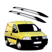 Рейлинги Fiat Scudo 1996-2007 с пластиковым креплением