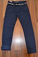 УТЕПЛЁННЫЕ, Котоновые  брюки на флисе для мальчиков подростков.ШКОЛА!Уникальные размеры 146-176 см.