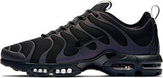 Мужские кроссовки Nike Air Max Plus TN Ultra Triple Black 898015-002, Найк Аир Макс ТН