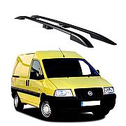 Рейлинги Fiat Scudo 1996-2007 с металлическим креплением