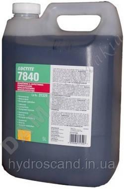 Очиститель Loctite 7840 (Локтайт 7840) — очищающий  и обезжиривающий состав, 5 литров