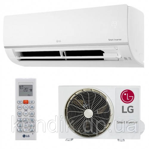 Кондиционер LG PM09SP.NSJR0/PM09SP.UA3R0 Deluxe Inverter R410A