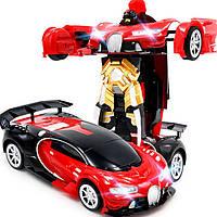 Робот Трансформер - радиоуправляемая машина Transform Robot 37 см 1:12 масштаб