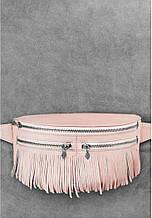 """Женская сумка на пояс """"Spirit"""". Розовая."""