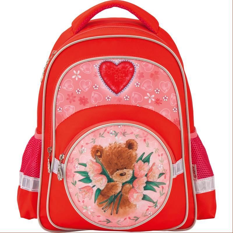 93f172fedf40 Рюкзак школьный Kite Popcorn Bear PO17-525S, цена 668 грн., купить в Киеве  — Prom.ua (ID#78755487)