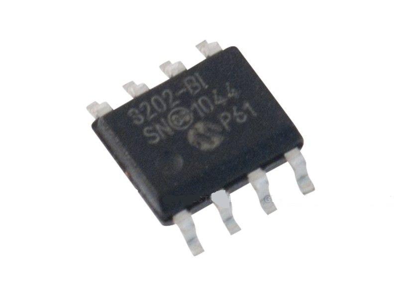 Микросхема MCP3202-BI