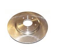 Тормозной диск Nissan Qashqai +2 (передняя ось)