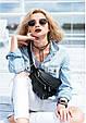 Женская сумка на пояс Spirit оникс, фото 3