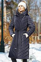 Модный женский пуховик