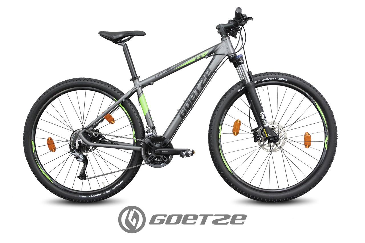 Велосипед горный GOETZE MTX 1.3 29 HYDRAULIKA SHIMAN