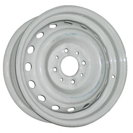 Диск колесный КрКЗ ВАЗ  2106, 03-07 5.5jxR13 (широкие), фото 2