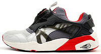 Мужские кроссовки Puma Disc Blaze 3D Fast Fwd 2 Grey/Red
