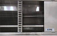 Внутрипольный водяной конвектор отопления NXX 80\205\1000