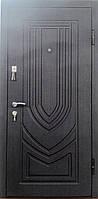 Двери входные Евро Дверь Evro Door 953 Vinorit венге темный (2050×860мм)