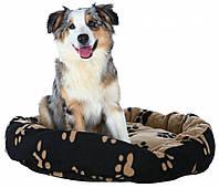 Лежак Trixie Sammy флис и полиэстер, бежево-коричневый, 50 см, фото 1