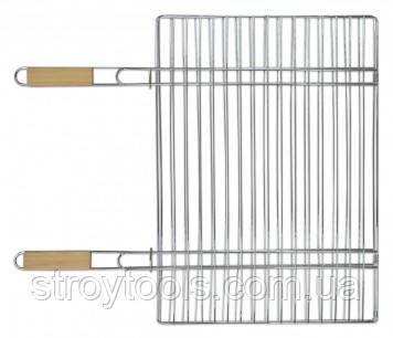 Решетка-гриль для мяса,с двумя ручками SunDay,73-506,Киев., фото 2