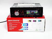 Автомагнитола Pioneer DEH-X3001U - USB+SD