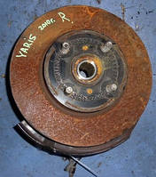 Тормозной диск переднийToyotaYaris 2006-2012