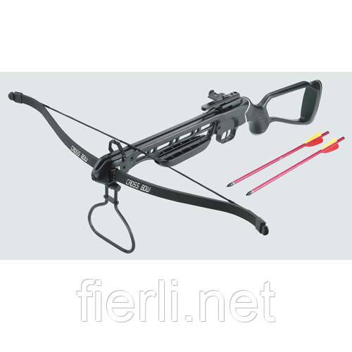 АРБАЛЕТ -150A2 винтовочного типа.+ 2 стрелы