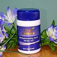 "Паванахара Вати 500 мг: для пищеварения, 60 таб., производитель ""Шри Шри Аюрведа"""