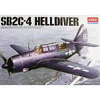Бомбардировщик SB2C-4 Helldiver (код 200-395626)