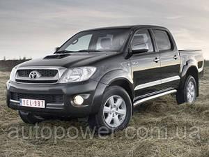 Фаркоп на Toyota Hilux (без балки) 2004-2015