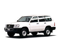 Фаркоп Toyota Land Cruiser J100 джип 1996-2007