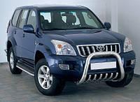 Фаркоп на автомобиль TOYOTA Land Сruiser J120/J125 (переходная пластина) джип 12/2002-2009