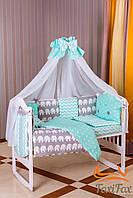 Детское постельное Babyroom