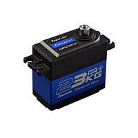 Сервопривод стандарт 75г Power HD WP23KG 23кг/0.12сек цифровой с влагозащитой + сертификат на 50 грн в подарок (код 191-401767)