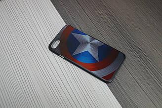 Чехол для iPhone 6  Капитан Америка