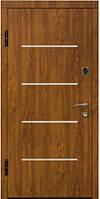 Двери входные Евро Дверь Evro Door 969 Vinorit золотой дуб (2050×860мм)