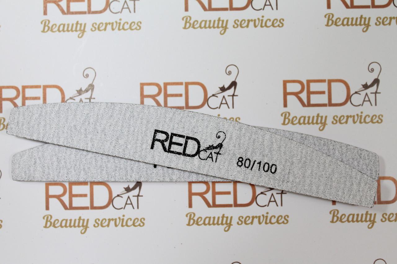 Пилочка Red Cat 80/100