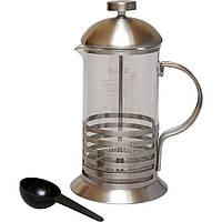 Френч-пресс для чая и кофе TR 2303 Прес с двумя стаканами