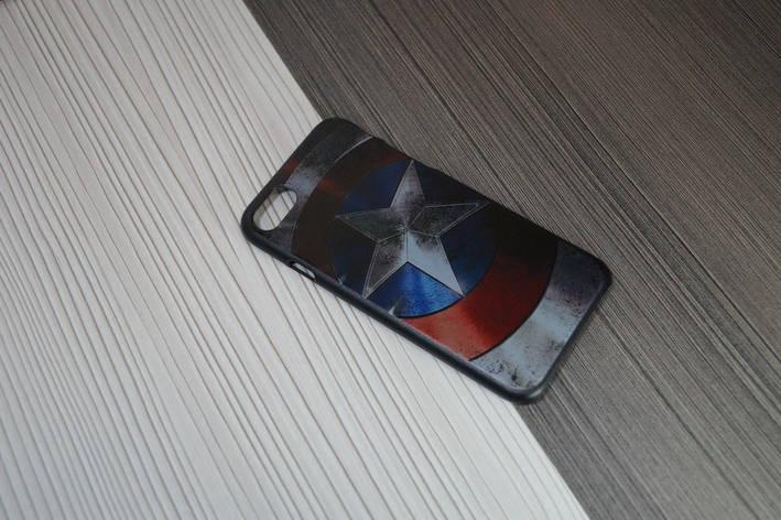 Чехол для iPhone 6  Капитан Америка 2, фото 2