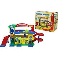 Гараж №1 Премиум с автомобилями (в коробке) (40398) + сертификат на 50 грн в подарок (код 175-443603)
