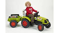 Трактор Педальный с Прицепом Claas Arion 430 Falk 1040B , фото 1
