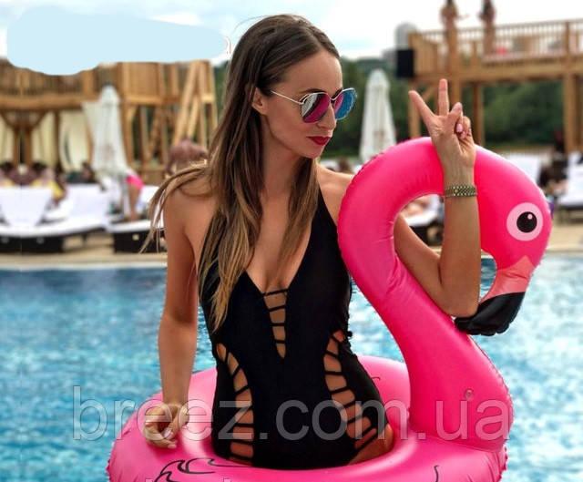 Надувной круг Фламинго 90 см
